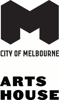 City of Melbourne Arts House logo